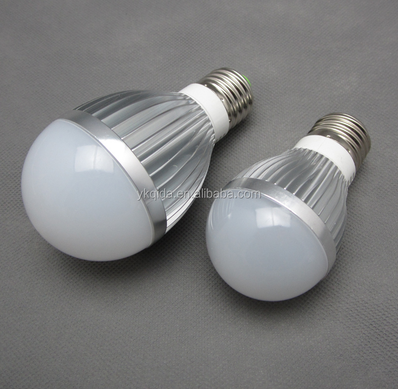 DC12V LED bulb With alligator battery clips 5W