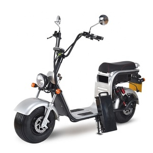 3pluscoco 2019 New Promotional Various Citycoco 2000W fat tire scooter electrical s cooter 1000w