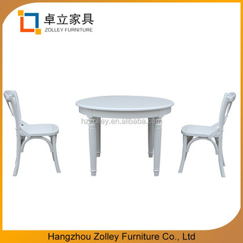 Fabulous French Style General Use Bedroom Living Small Size White Paint Wood Chair And Table Buy Solid Wood Kids Table And Chairs White Wood Chairs And Pabps2019 Chair Design Images Pabps2019Com