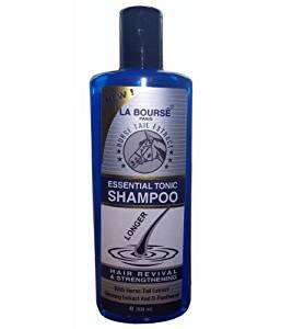 La Bourse Paris Essential Tonic Shampoo Hair Loss Growth