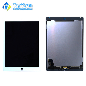 Accessory For iPad Air 2, Grade AAA LCD Display Touch Screen Digitizer Assembly For iPad Air 2