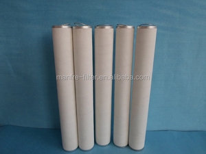 Custom Aviation jet fuel filter cartridge