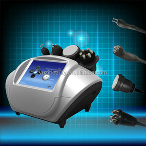 Hexpolar RF with for body fat reduction RU+6