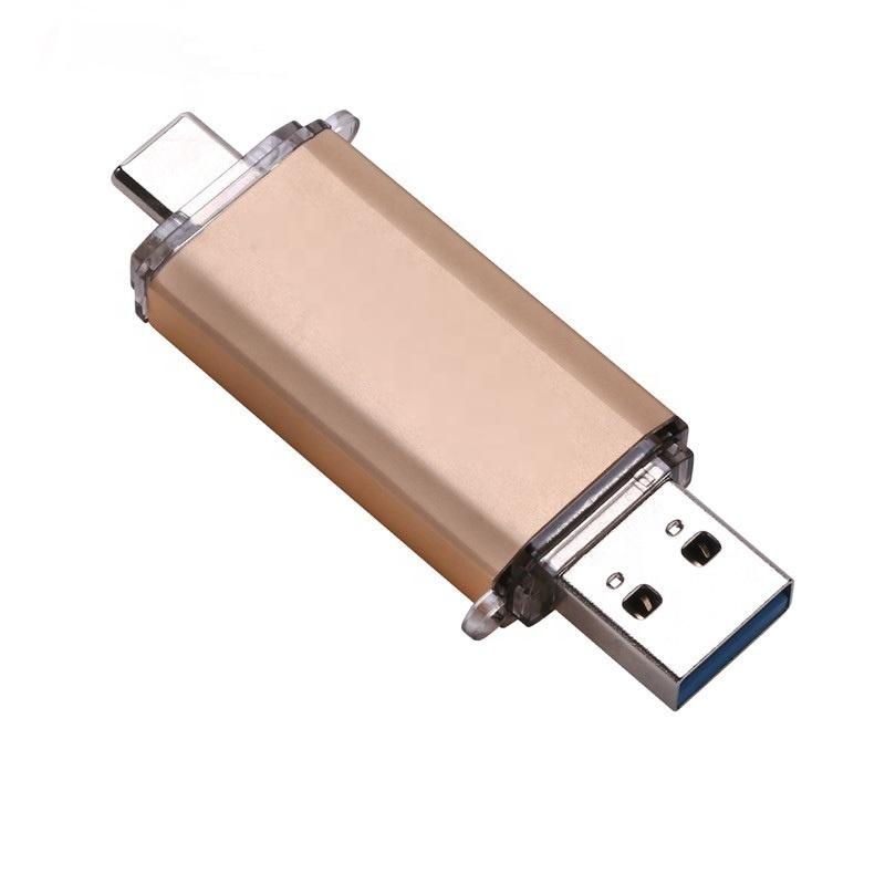 wholesale type-c otg usb memory stick pendrive disk 8gb 16gb 32gb 64gb type c usb flash drives for android phone, Black/white/blue/pinlk/red/green/orange/purple/yellow