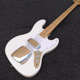 wholesale 4 String Fende Tony Franklin Jazz Electric Bass guitar white color