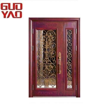 Apartment Main Gate Design Stainless Steel Single Door Design