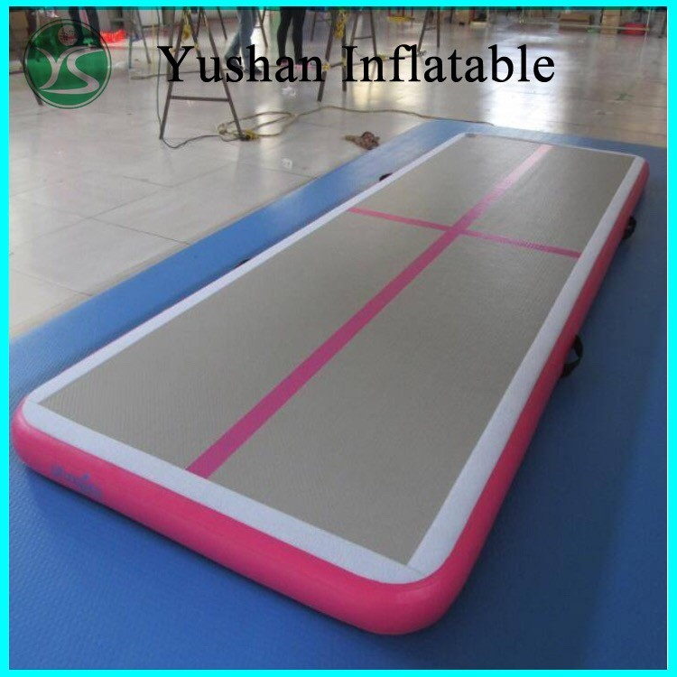cheap inflatable gymnastics tumble mat for sale air track. Black Bedroom Furniture Sets. Home Design Ideas