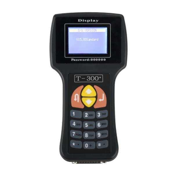 New Arrival V2014.14.6 T300 T-300 Key Programmer English Version BLACK T300 Key Programmer With Fast Express Shipping