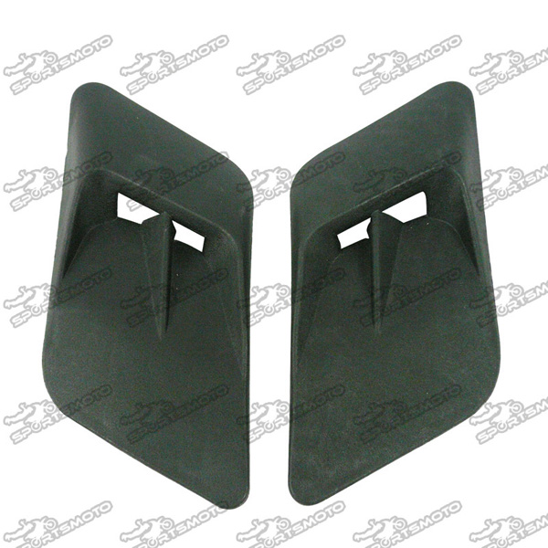 ATV Plastic Body Parts Side Vent Cover Left and Right Side