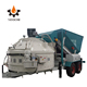 Small Construction Projects 25m3 mobile concrete batching plant For Sale