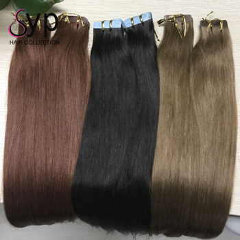 100% Unprocessed Raw Hair High Quality Original Virgin Vietnam Remy Human Tape In Hair Extentions