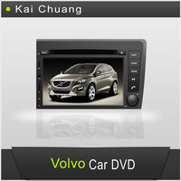 2 din 7inchTouch Screen Car DVD Radio Volvo S60 with GPS