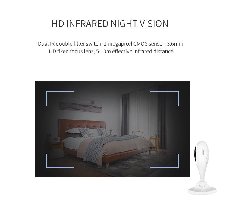 Smart Home Security System Wifi Tuya Mini Ip Camera ...