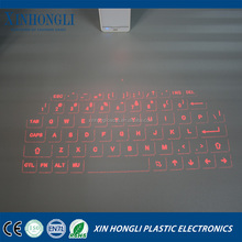 Portable Virtual Laser Keyboard And Mouse For Ipad Iphone Tablet PC, Bluetooth Projection Keyboard Wireless Speaker
