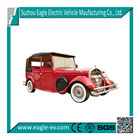 CE Approved 6 Passengers Pure Electric Vintage Classic Car For Sale