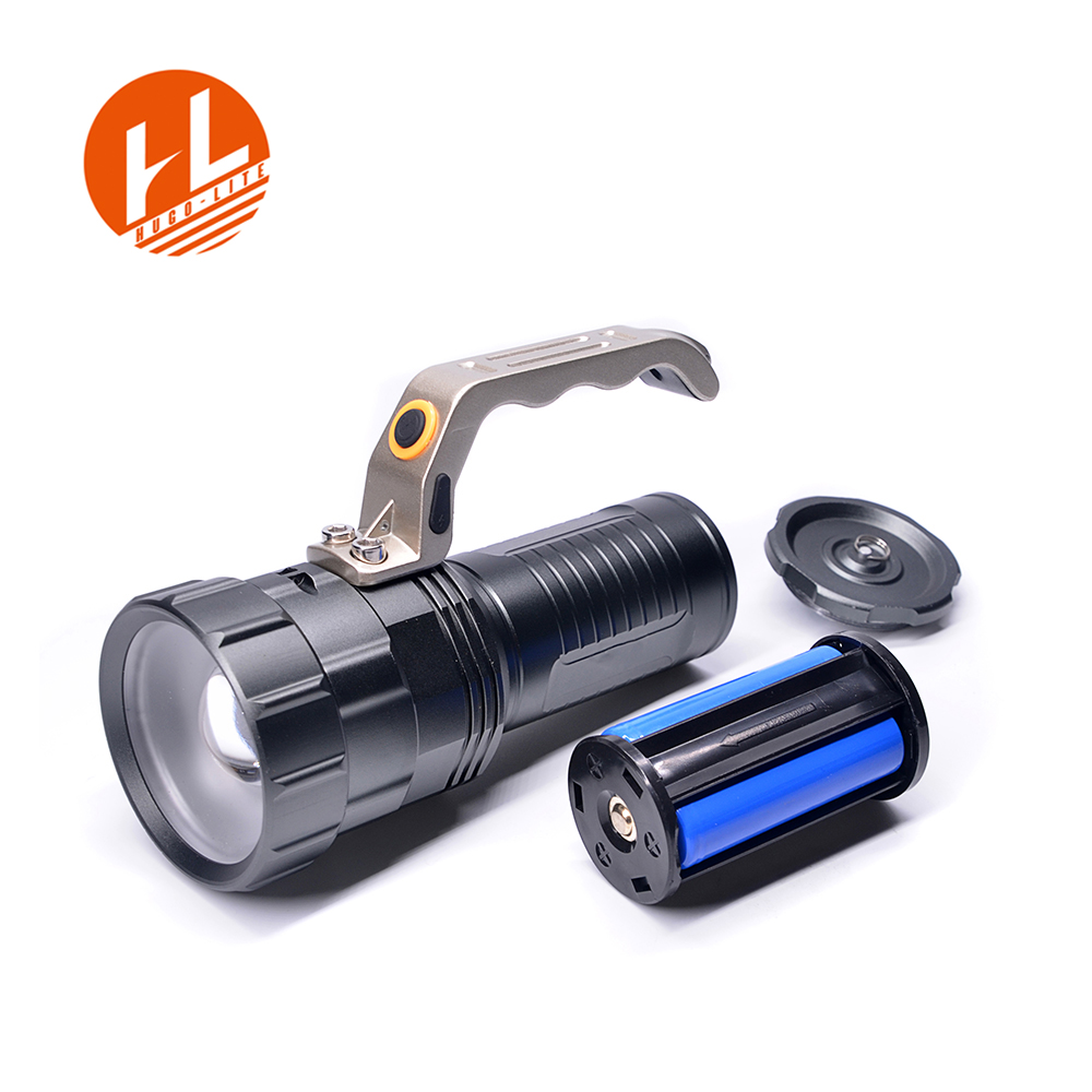 100m Underwater Worklight Scuba Diving Flashlight 26650 Or 18650 Cree Xm L2 Led Lantern Lampe Torche Waterproof Torch Flashlight Led Lighting