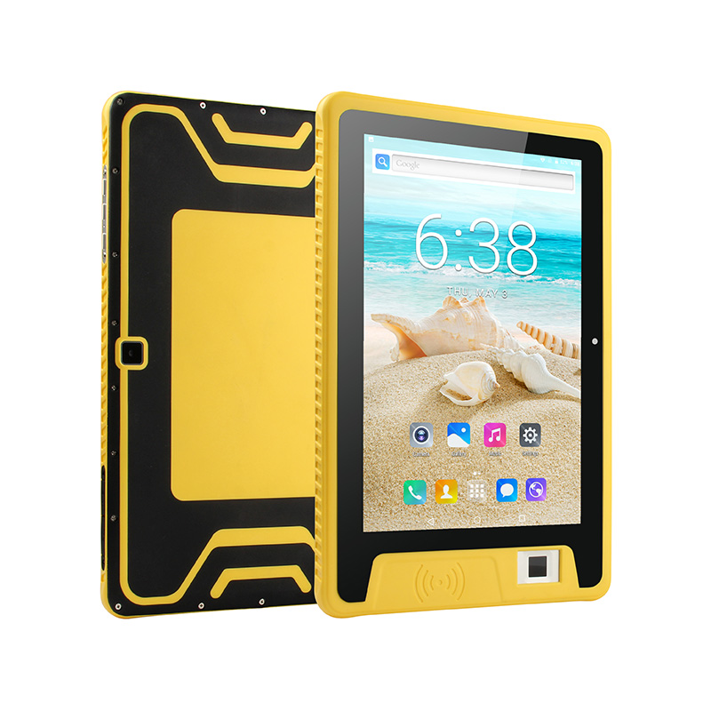 smartphone waterproof - quad core with NFC 10 inch ip65 tablet