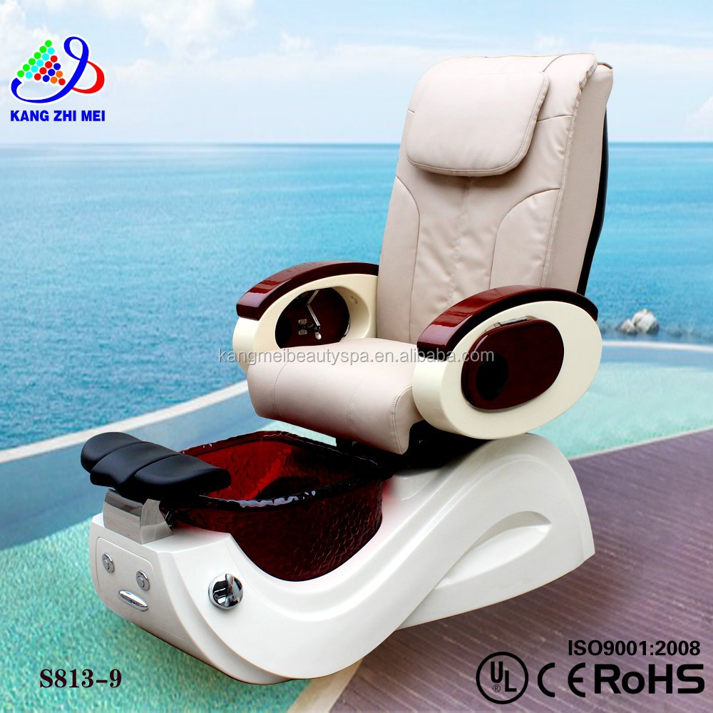modern luxury pacific spa foot massage pedicure chair(KM-S813-9)