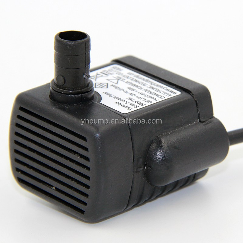 Small submersible fountain water pumps buy water pumps for Small water fountain pump