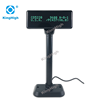 20x2 type POS Pole Customer Display for supermarket/restaurant