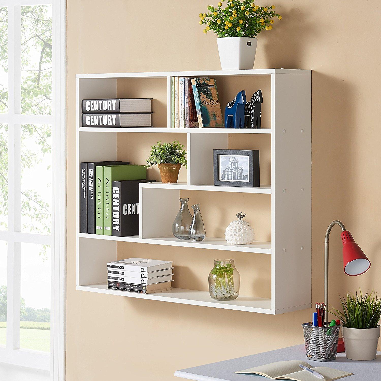 the decorative p white shelf unit x storage cube furniture closetmaid in
