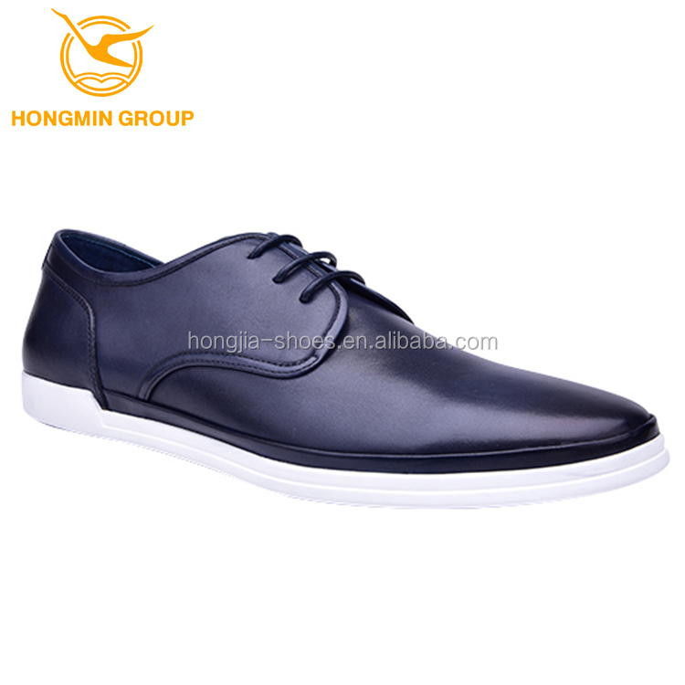 new italy business shoes 2018 wholesale model comfort breathable shoes branded casual man china leather flat men p0TTnaWP