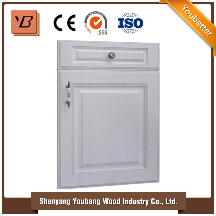 Kitchen Cabinet Door Laminate white pvc laminate kitchen cabinet door, white pvc laminate