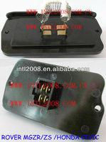 Heater Blower motor Resistor for Honda civic Rover MG 25 Radiator Fan Motor Resistor Control module unit 79330ST3E01 JGH10002