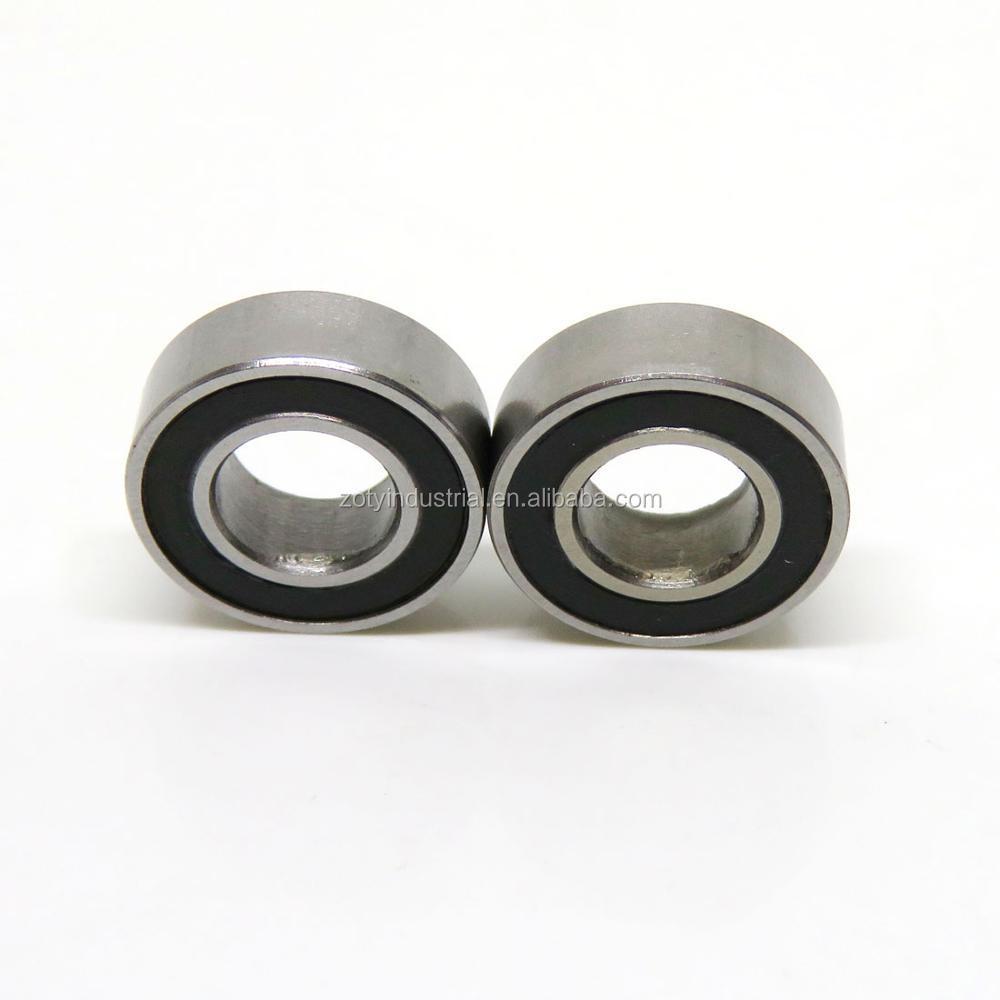 Roulement à billes 6 mm x 11 mm Sealed Bearings 6x11x4 mm