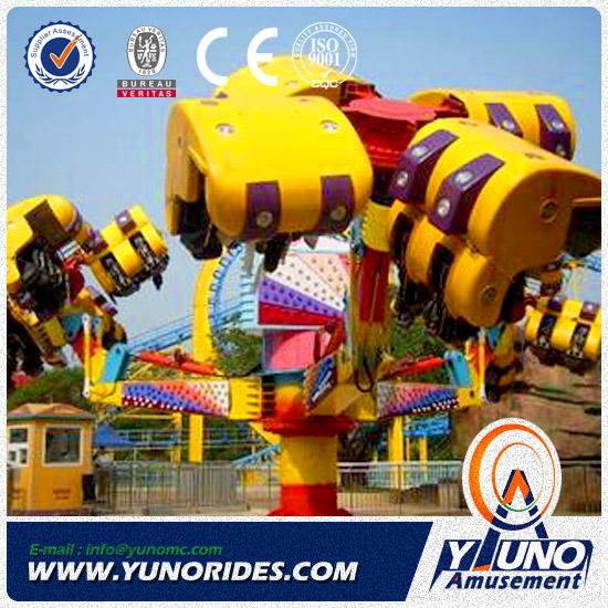 high quality Mechanical Park Rides Energy Storm for sale