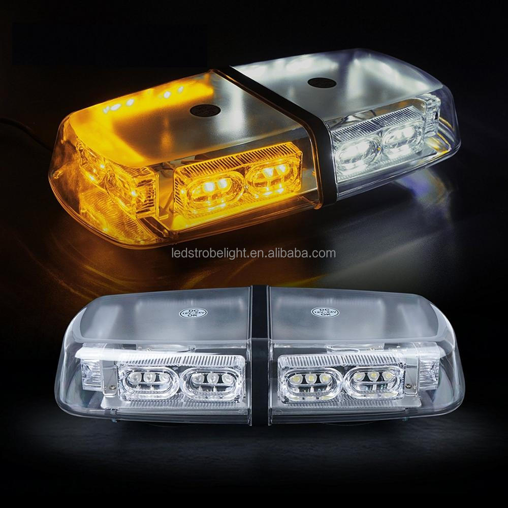 12 inch 36 watts police bar lights amber white led warning police 12 inch 36 watts police bar lights amber white led warning police light bar ambulance beacon aloadofball Image collections