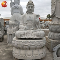 Hot Sale High Quality Garden Stone Buddha Statue