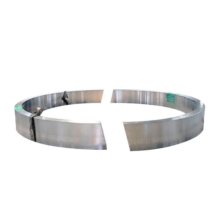 OEM Large Diameter Precision Forged Ring For Rotary Kiln