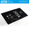 Newest layout Exclusive Design Factory Producing LED electronic touch doorplate system