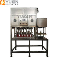 cheap 4 heads beer canning machine for sale