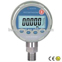HX601 1/4NPT connection vacuum pressure calibration