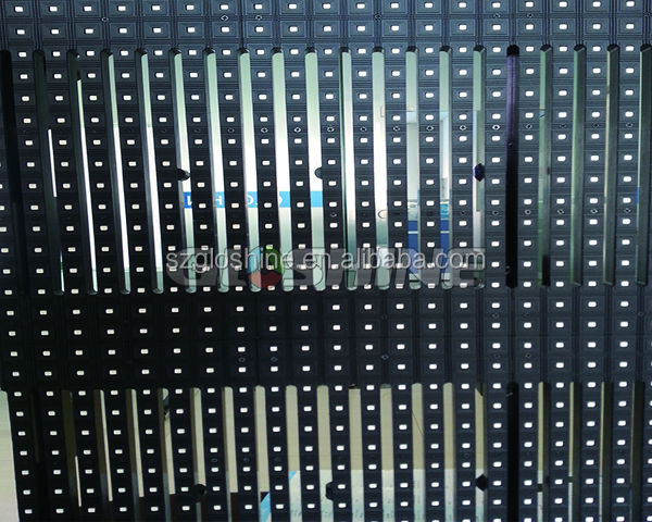 Gloshine L-P15mm outdoor LED screen,LED mesh panel,LED mesh module