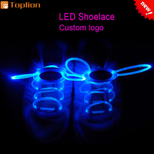 ABS plastic Durable Battery Flashing Luminous LED shoelaces