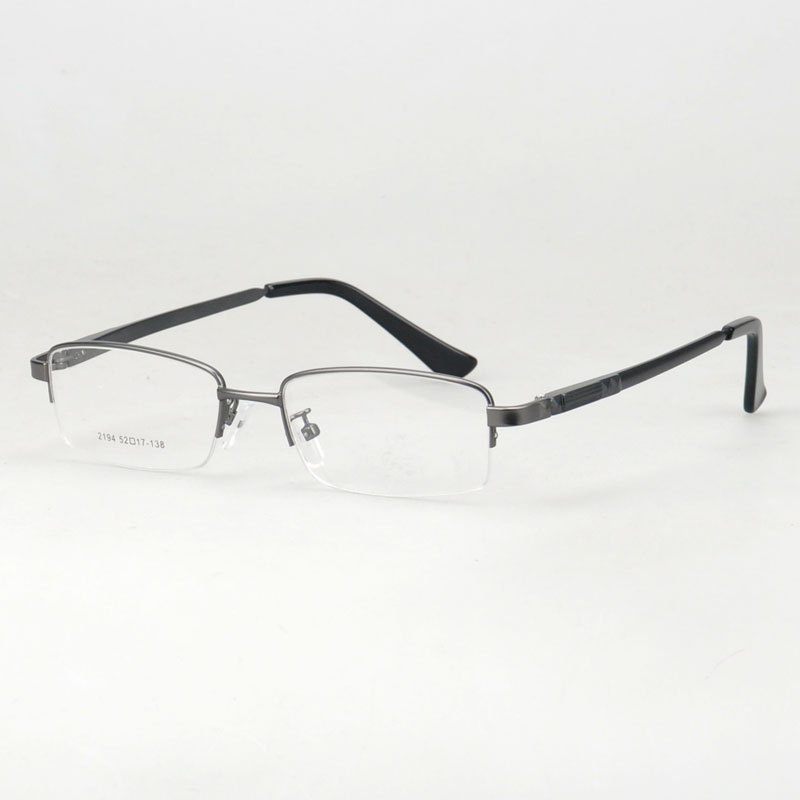 a3bc1fbb2a68 Get Quotations · 2194 Men s comfortable and low price alloy allumium optical  eyeglasses frame