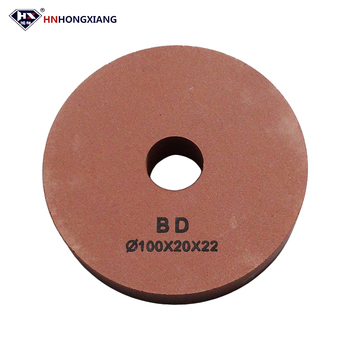 10S40 BD BK polishing diamond grinding wheel glass