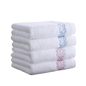 Tengyu Factory Price High Absorbency 100% Cotton Fashion Hotel Face Hand Towel