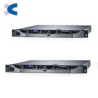PowerEdge R330 rack server Intel Xeon E3-1280 v6 3.9GHz, 8M cache, 4C/8T, turbo (72W)