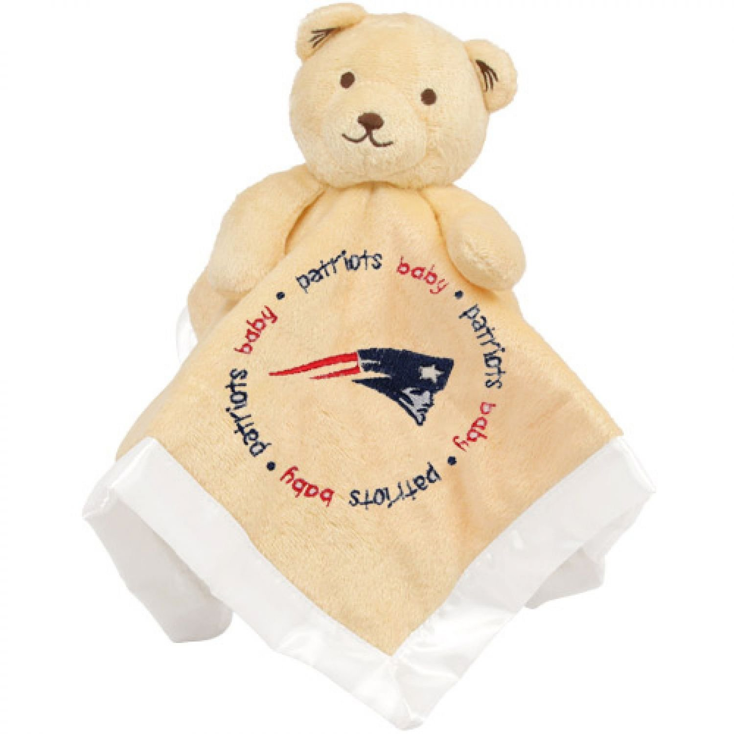 check out 99787 46816 Buy NFL New England Patriots Infant Bear Security Blanket in ...