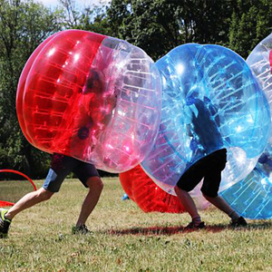 crazy inflatable belly bump balls kids body zorb bumper ball for sale
