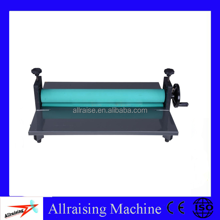Desktop Manual Cold Laminator with stand
