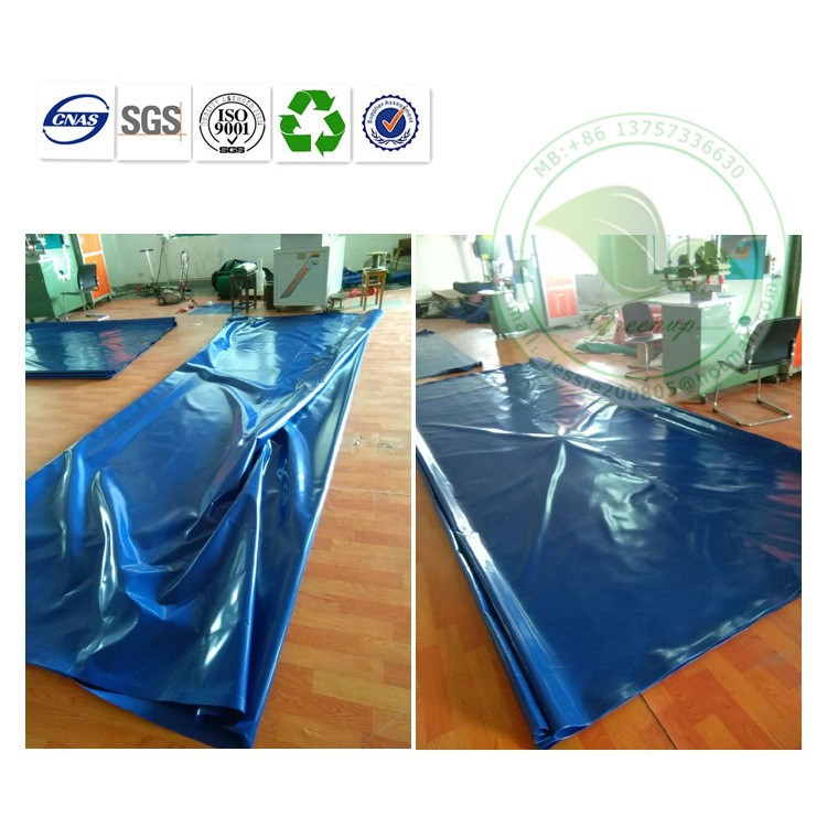 anti-rain 1000D panama pvc tarpaulin truck cover factory offer