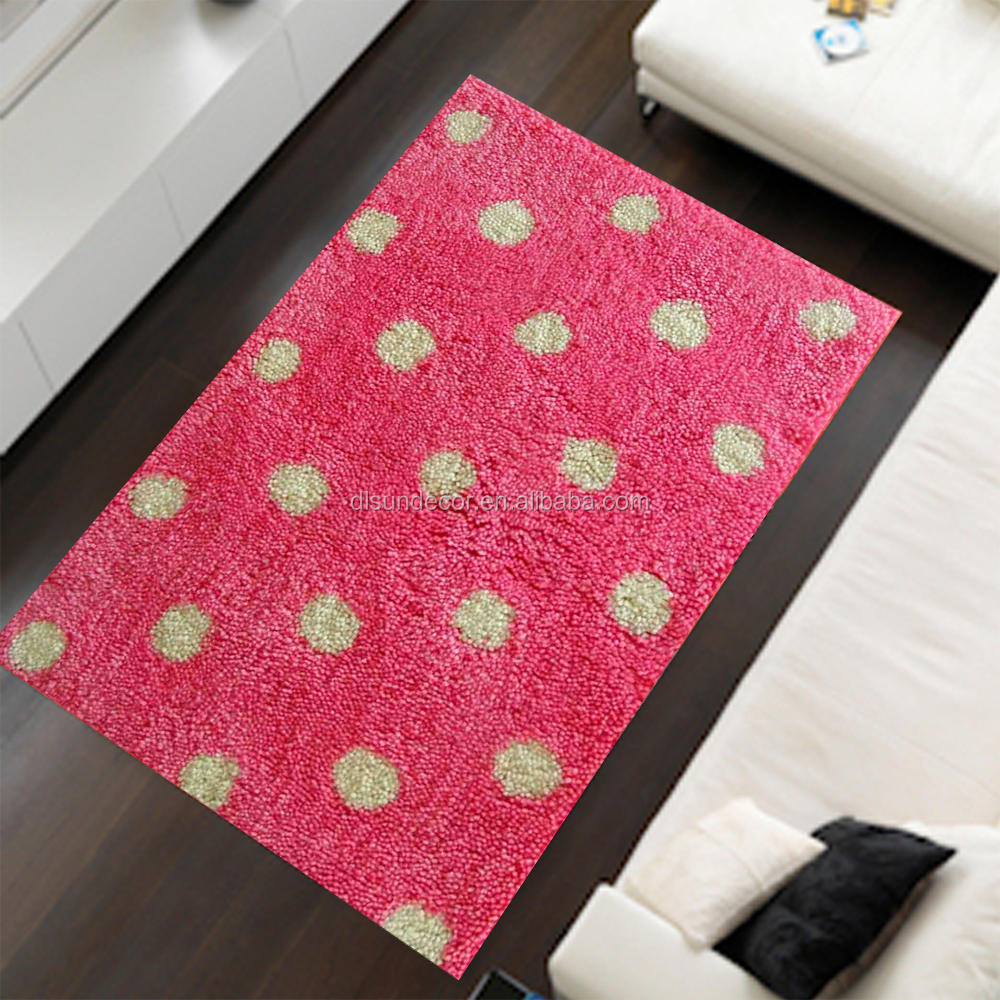 Chinese children carpet polyester waterproof baby playment mat