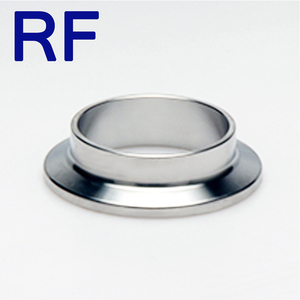 RF Sanitary Stainless Steel Quick Connect Coupling Ferrule