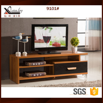 Modern Wooden Led Tv Stand