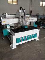 automatic tool change woodworking cnc router machine 1325